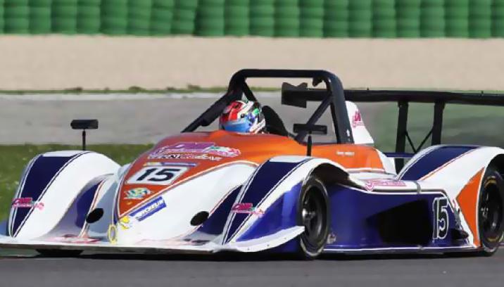 Danny Molinaro sfiora il successo alla prima di Campionato Italiano Sport Prototipi a Misano con la Osella PA21 Evo