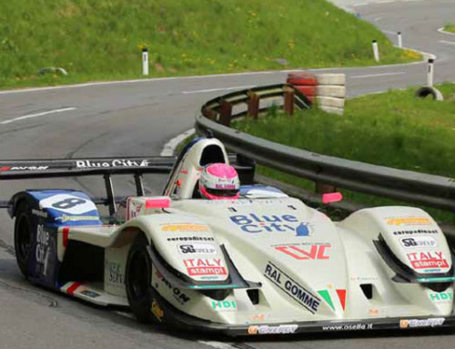In Austria a perfect Christian Merli gives first overall victory at the Osella FA30 Ages in Europe!