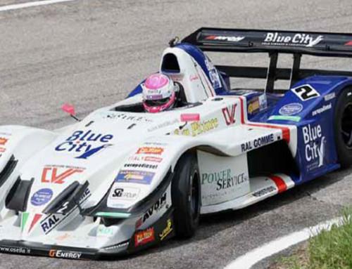 Terza vittoria assoluta e sesta consecutiva fra le monoposto per Christian MERLI e la Osella FA30 Evo V8 Rpe nel Campionato Europeo della Montagna!