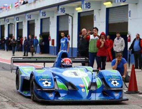 Nasce in Umbria un nuovo team, Michele Fattorini pilota di punta con la Osella PA30 V8 Zytek Evo