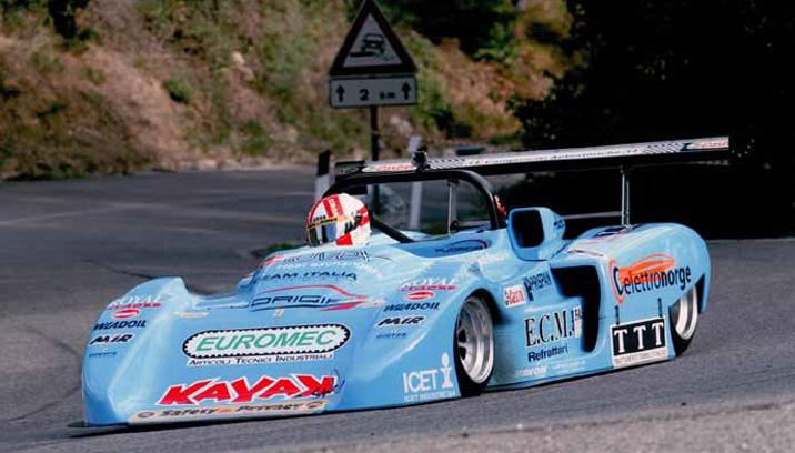 Nel cinquantenario dell'azienda la Osella Pa 9/90 vince ancora un Europeo con Uberto Bonucci