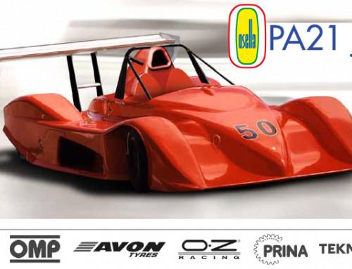 Anteprima assoluta per la nuova Osella PA21 JrB all'Automoto Racing 2016