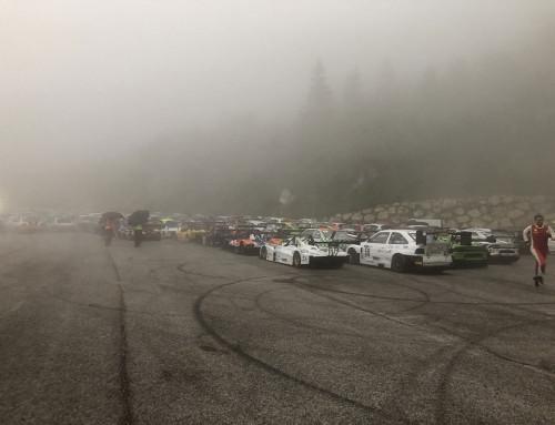 La tempesta spezza le classifiche in Bondone – 7° Round del Campionato Europeo della Montagna