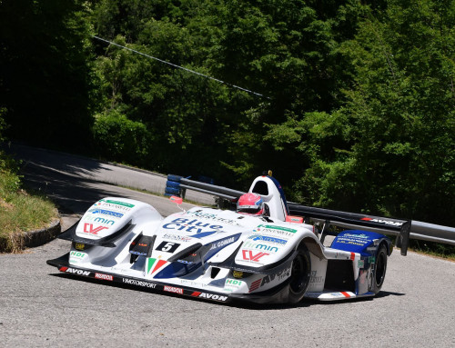 Christian dominates Round 6 Cup Championship in Ascoli – Teodori Italian Mountain Speed