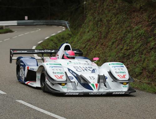 Christian 2° a Col Saint Pierre in Francia Il pilota dell'Osella vince Gara 2